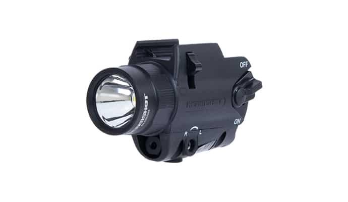 flashlight beamshot